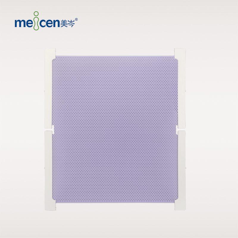 Meicen Violet Chest-Pelvis Thermoplastic Mask for Elekta Hipstep & HeadStep