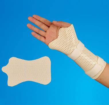 Thermoplastic Splint -Thumb & Wrist Precut Splint