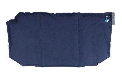 Non-rectangular vaccum bags