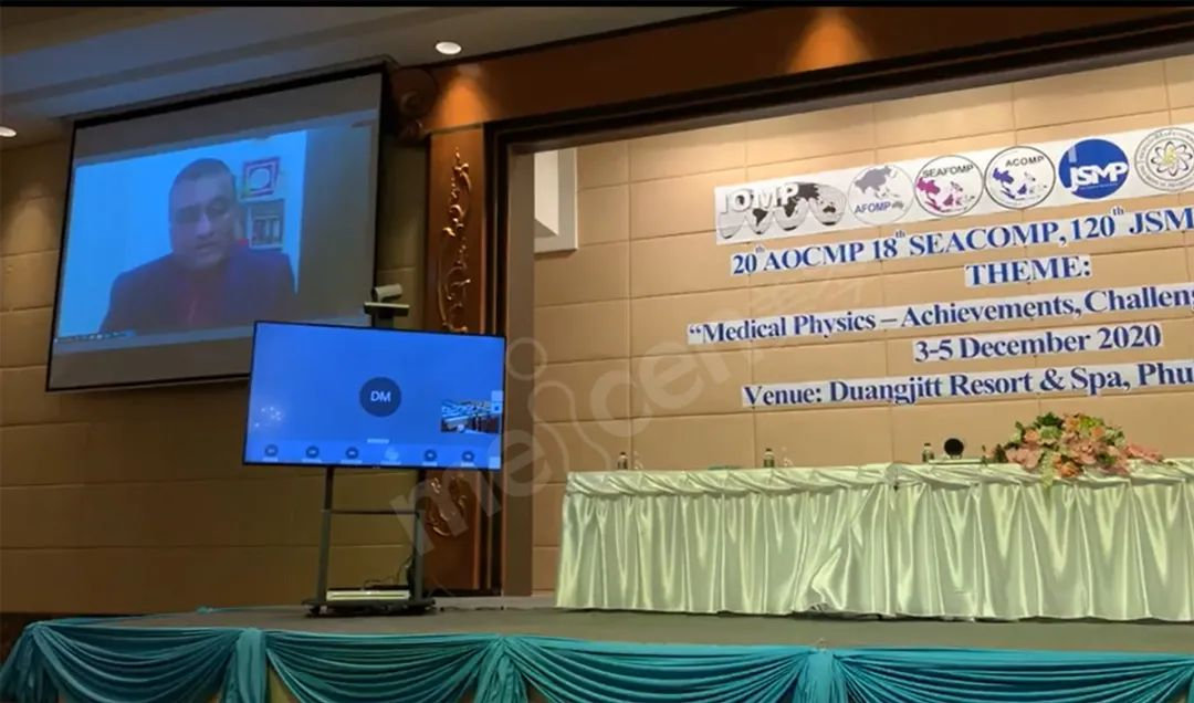 Meicen Products in 20th AOCMP &18th SEACOMP & 120th JSMP &12th TMPS