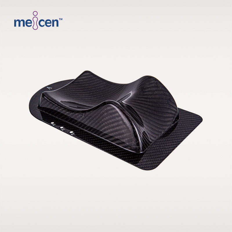 Carbon Fiber Baseplate Head Cushion for Radiotherapy Immobilization