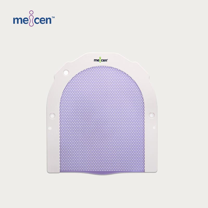 Meicen U-Frame Violet Thermoplastic Masks For Slim Frame
