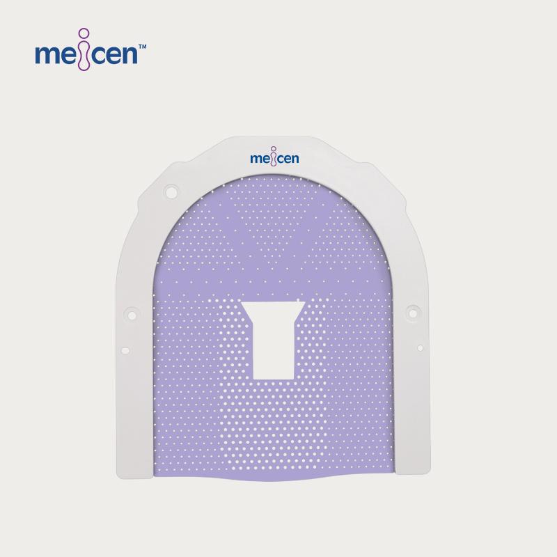 Meicen Violet Imrt U-Shaped Open Face Head Mask