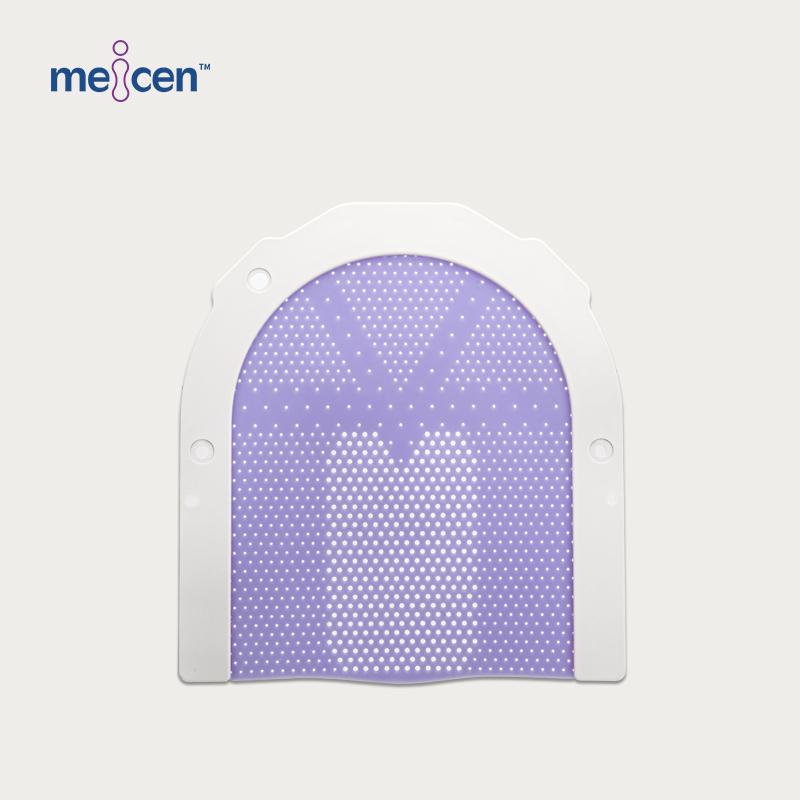 Meicen Violet Imrt U-Shaped Head Mask 2003W