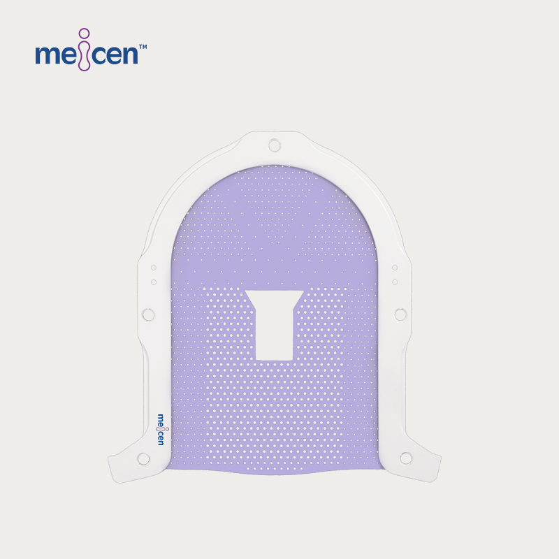 Meicen Violet Imrt S-Shaped Openface Head Mask