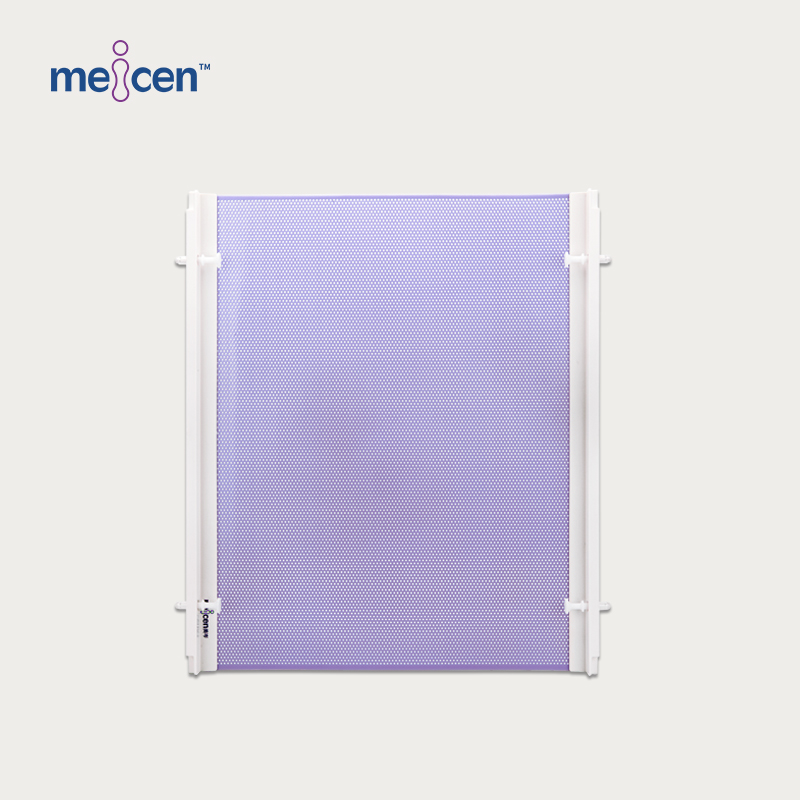 Meicen Violet Trunk Thermoplastic Mask for Radiation Therapy