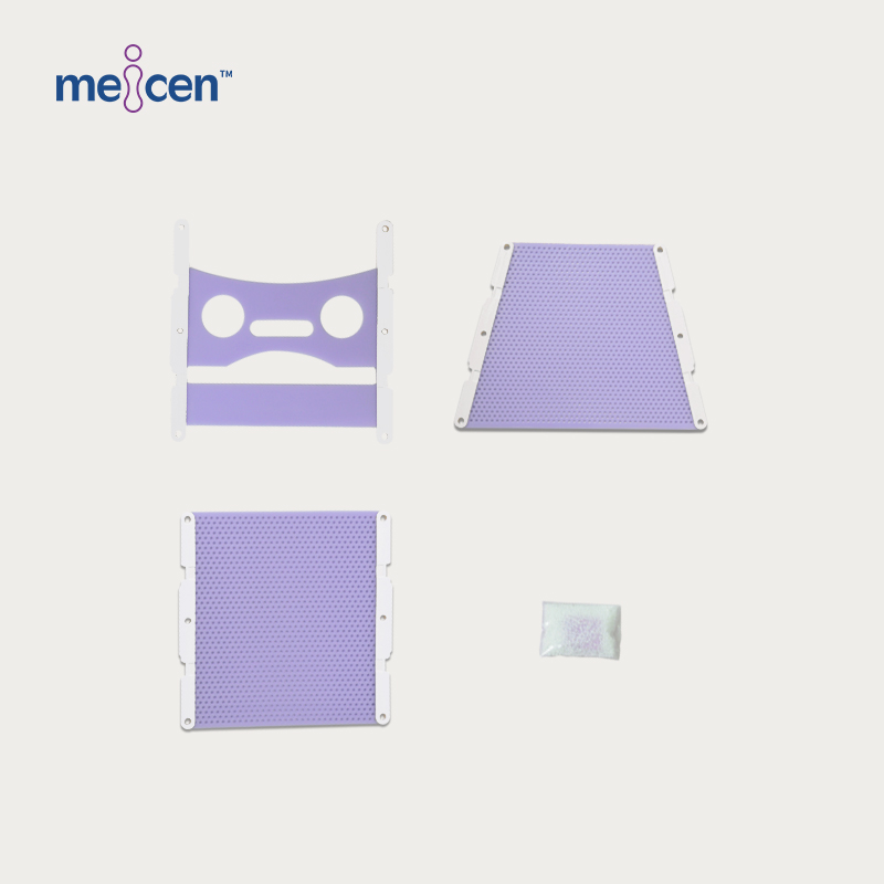 Meicen X-Knife Violet thermoplastic Mask for Brainlab System